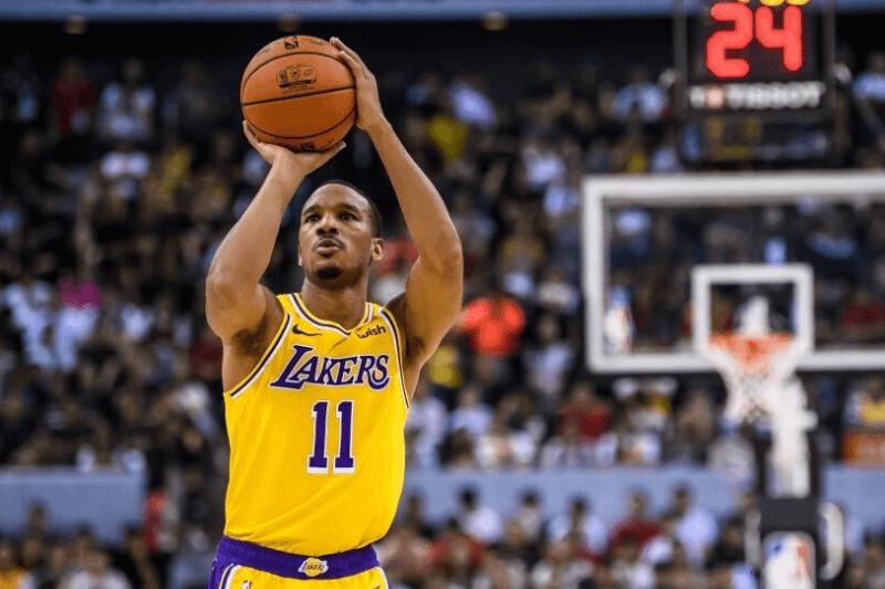 Avery Bradley to Sit Out NBA Restart