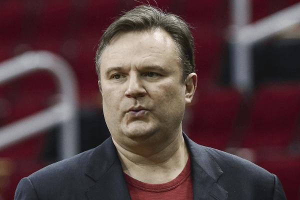 Daryl Morey Compares Steph Curry's Shooting to Steve Novak