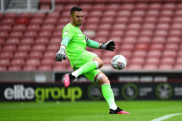 Crystal Palace sign goalkeeper Jack Butland to Three-Year Deal