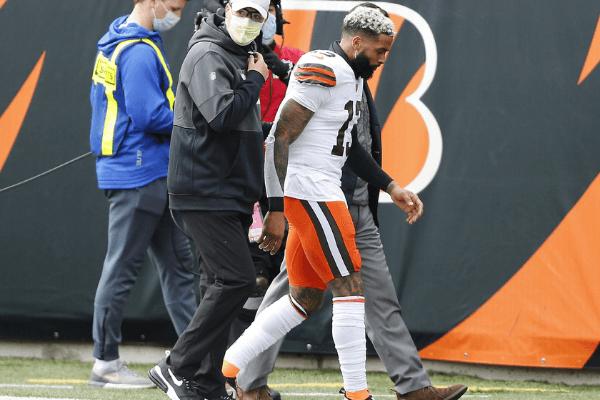 OBJ Sends Out Emotional Message Regarding Season-Ending Injury