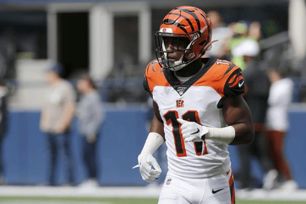 Bengals WR John Ross Admits Trade Rumors 'Not a Secret'