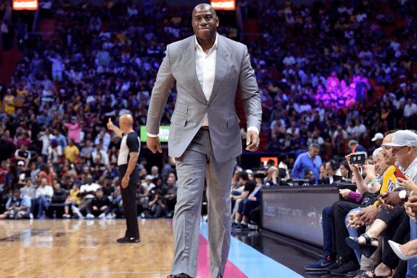 Magic Johnson Says Jordan Is Still the GOAT