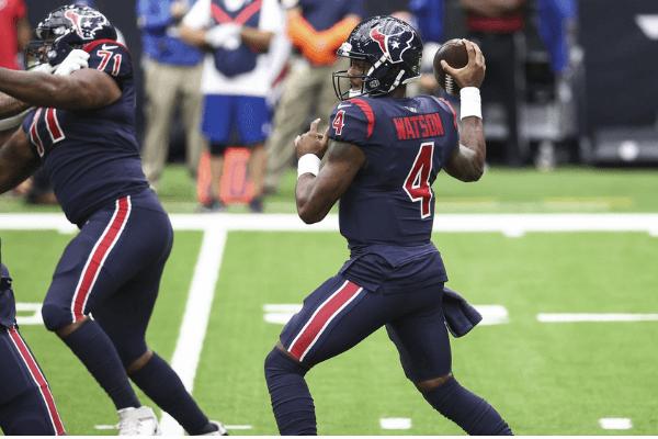 Deshaun Watson Sees Texans' Struggles as 'Stepping Stone'