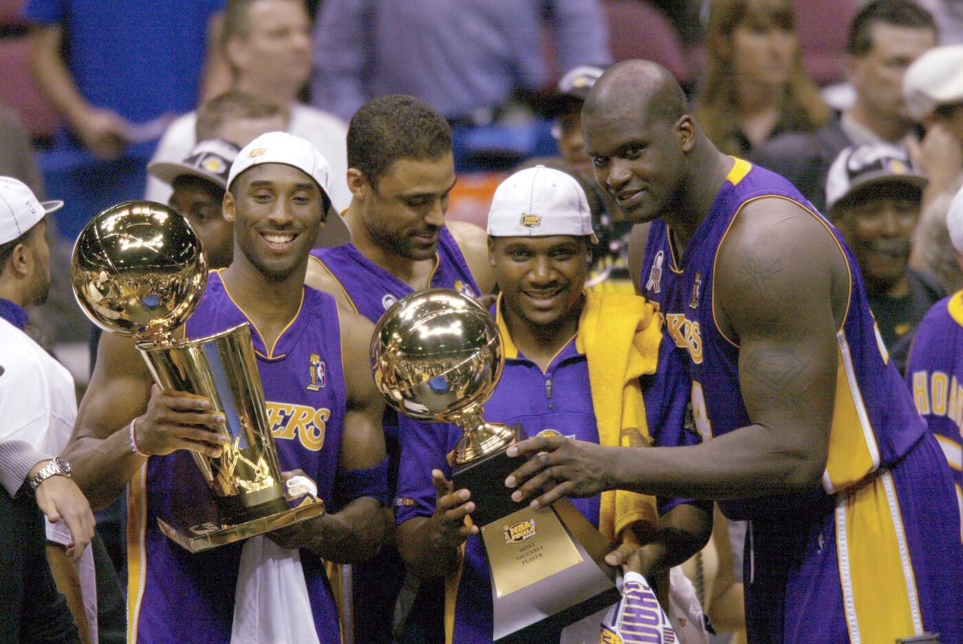 Top 5 Individual Title Runs in NBA History