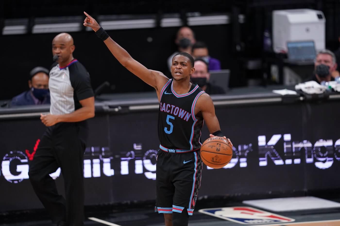 NBA All-Star Game is 'Stupid' Says Kings PG De'Aaron Fox