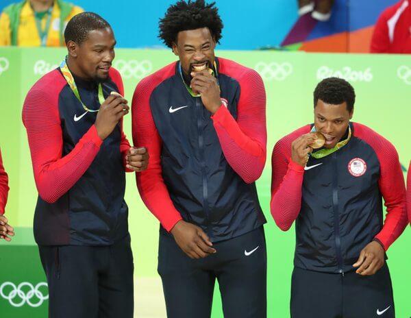 Team USA Basketball Preparing for a Summer Bubble