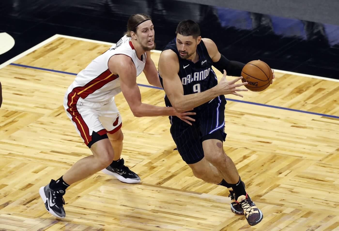 Chicago Bulls Acquire All-Star Nikola Vucevic from Orlando Magic