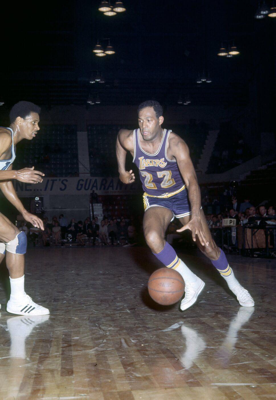 Lakers Legend Elgin Baylor Passes Away at 86