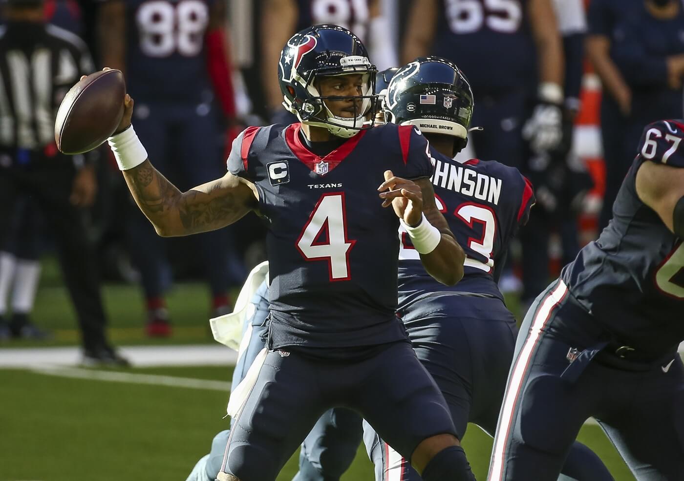 Texans' Watson Now Facing 14th Civil Lawsuit