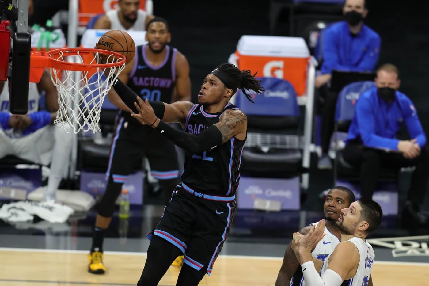 Richaun Holmes Future  with the Sacramento Kings'
