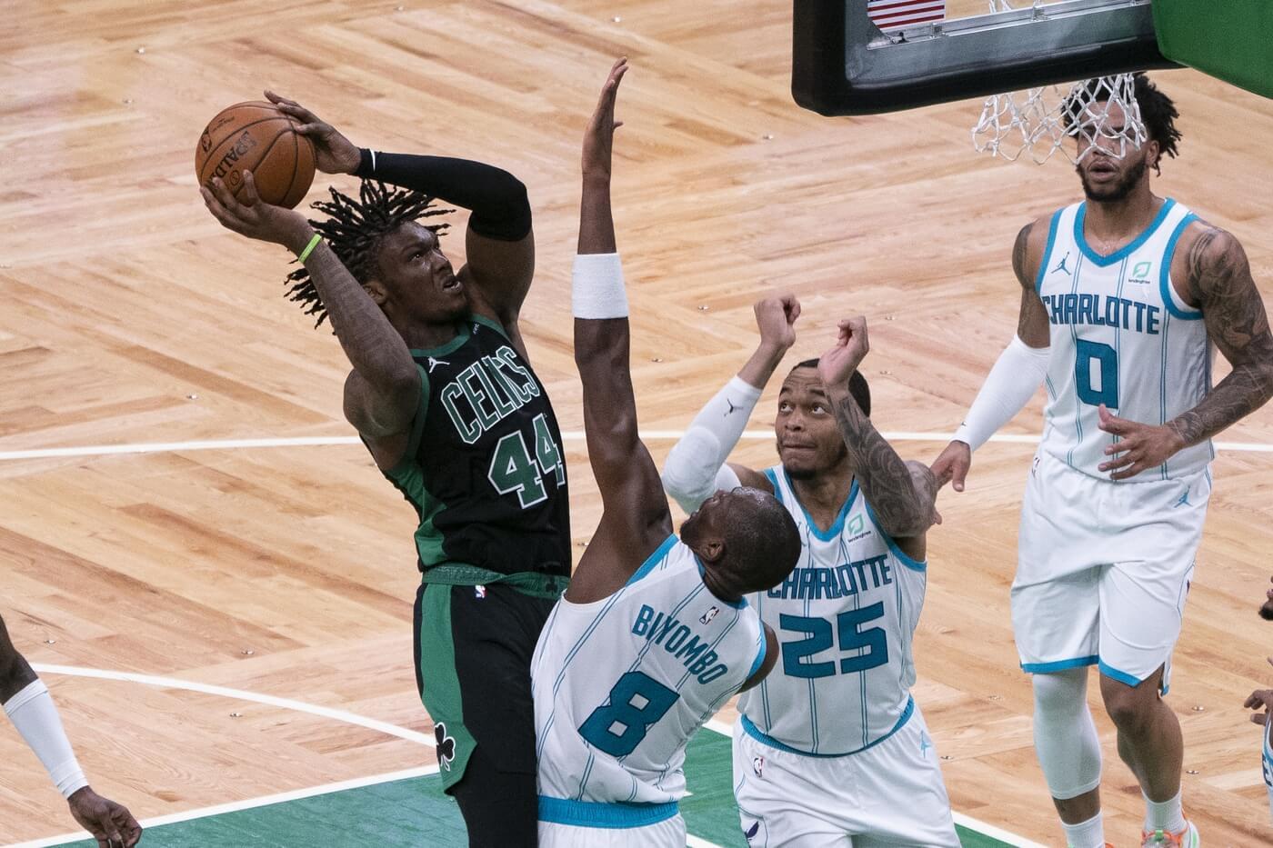 How Robert Williams Elevates the Celtics