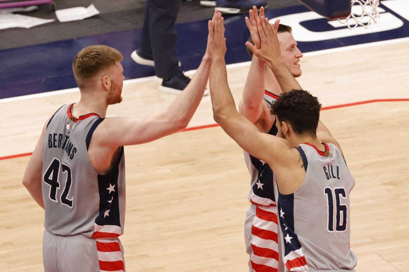 Washington Wizards Achieve Longest Win Streak Since 2001