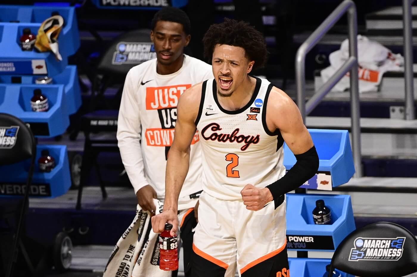 Top 10 2021 NBA Draft Prospects