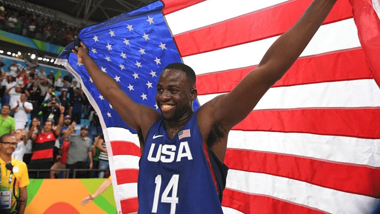 Damian Lillard and Draymond Green commit to Team USA in 2020 Tokyo Olympics