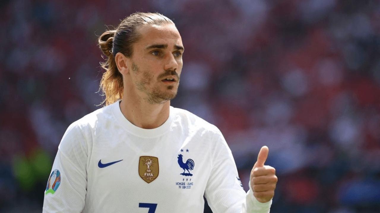 Antoine Griezmann teases Major League Soccer future