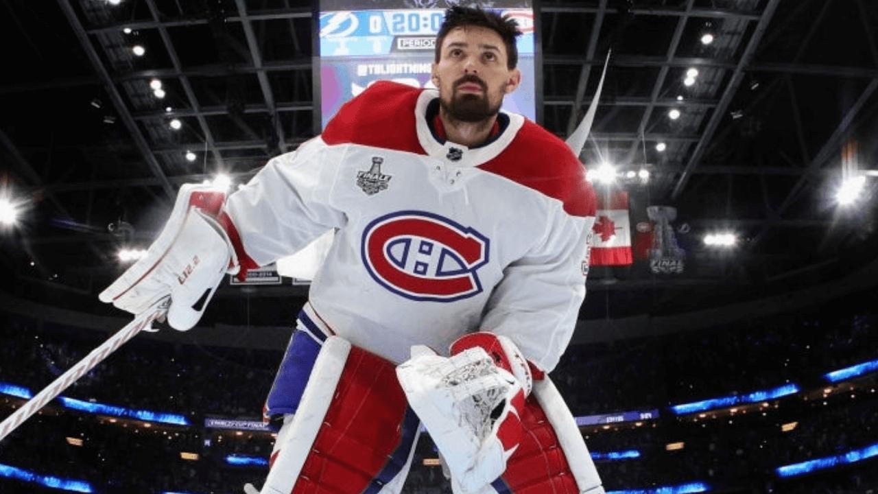 Seattle Kraken are interested in Montreal goaltender Carey Price