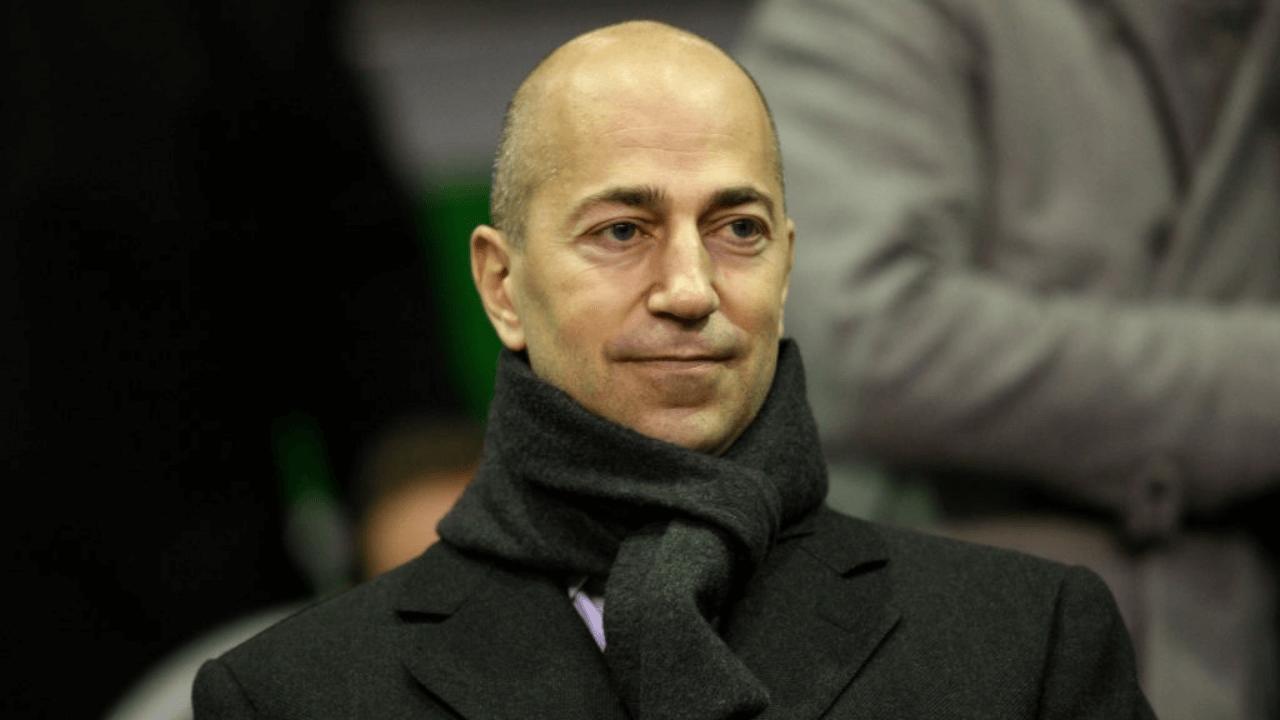 AC Milan CEO Ivan Gazidis announces he has a curable form of cancer