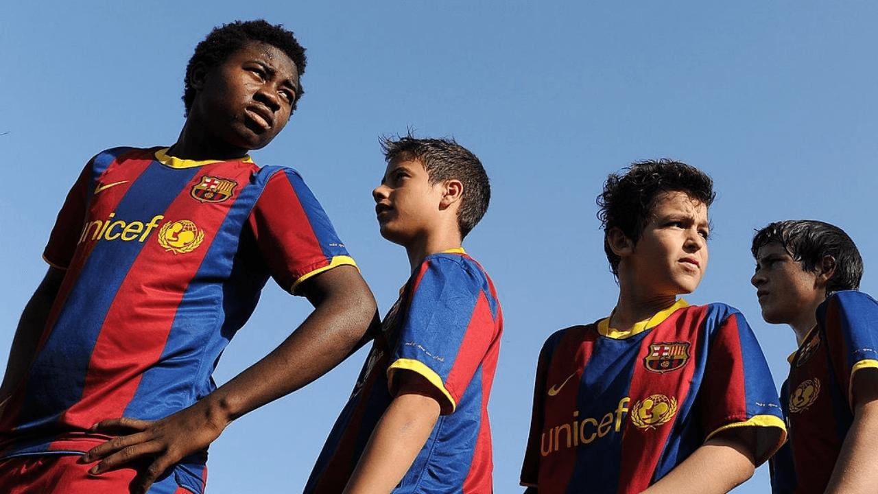 Barcelona's 'La Masia' Academy bans mobile phones for players