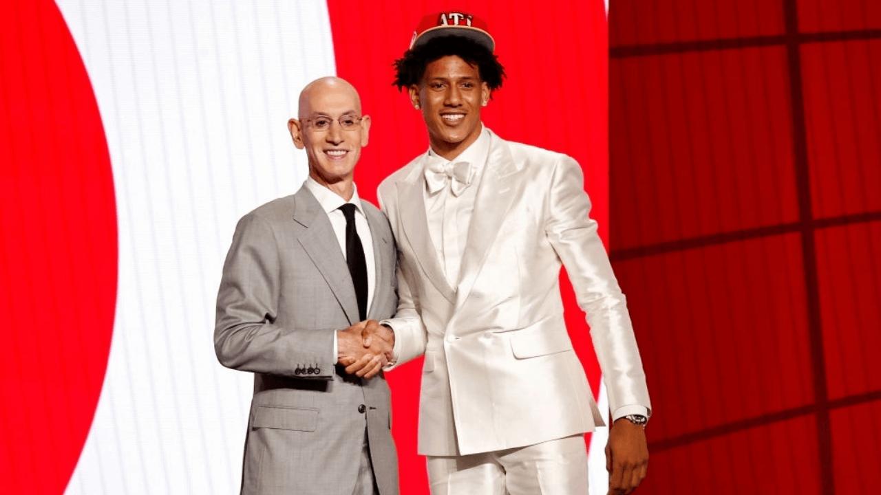 NBA players react to the 2021 NBA draft