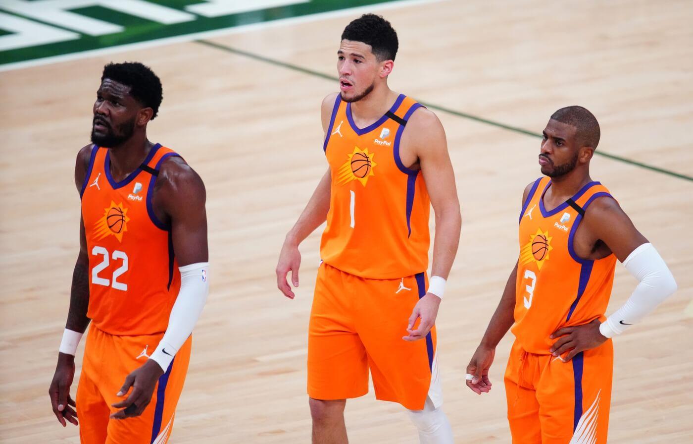 Despite Finals run, Phoenix Suns should focus on the future